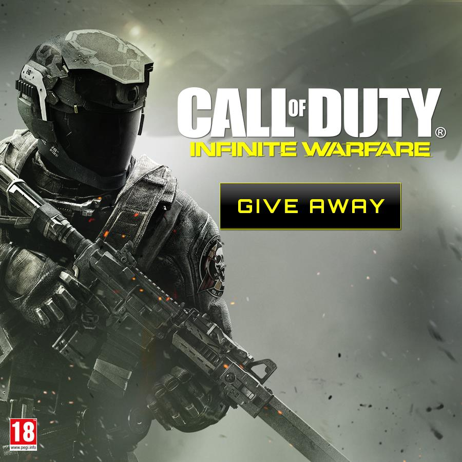 Call of Duty Infinite Warfare (PS4) GIVE AWAY