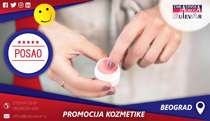 Promocija medicinske kozmetike | Beograd
