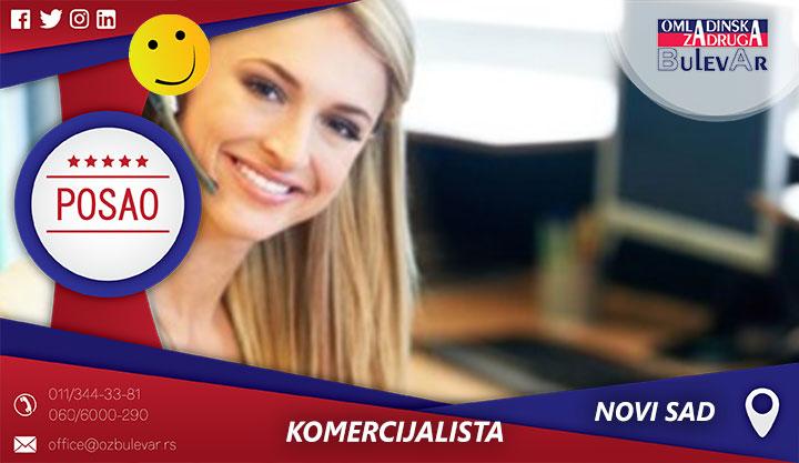 Komercijalista | Novi Sad