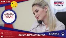 Office Administrator | Beograd