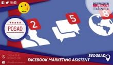 Facebook Marketing Asistent / Poslovi, Beograd