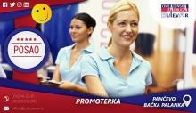 Promoterka | Posao, Pančevo, Bačka Palanka