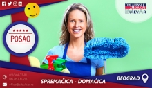 Spremačica | Posao, Beograd, Bulevar