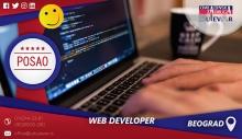 Web developer   Posao, Beograda