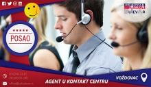 Agent za obaveštenja | Posao, Beograd