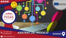 Asistent za prodaju | Posao, Beograd