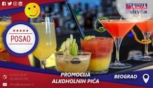 Promocija i prodaja alkoholnih pića | Oglasi za posao, Beograd
