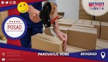 Pakovanje robe | Oglasi za posao, Beograd