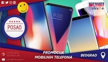 Promocija mobilnih telefona   Oglasi za posao, Beograd