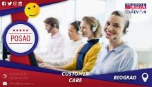 Customer Care | Oglasi za posao, Beograd