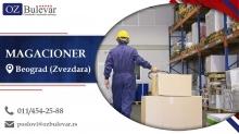 Magacioner | Oglasi za posao, Beograd (Zvezdara)
