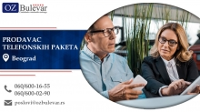 Prodavac telefonskih paketa | Oglasi za posao, Beograd